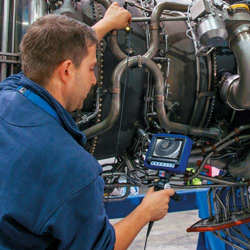 Engine Fundamental Borescope Inspection Course